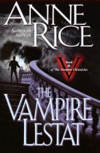 The Vampire Lestate Bookcover