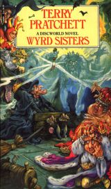 Wyrd Sisters bookcover