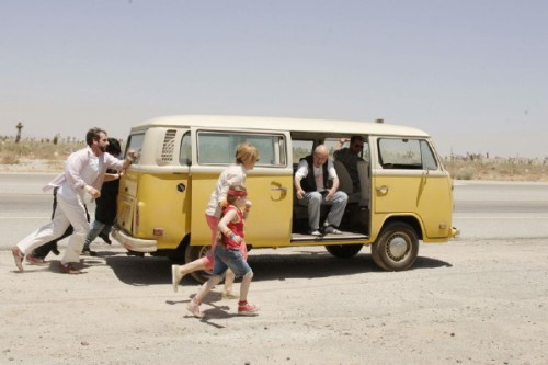 Little Miss Sunshine The Movie
