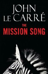 bookcover for 'The mission song'
