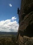 Rockclimbing Mt York